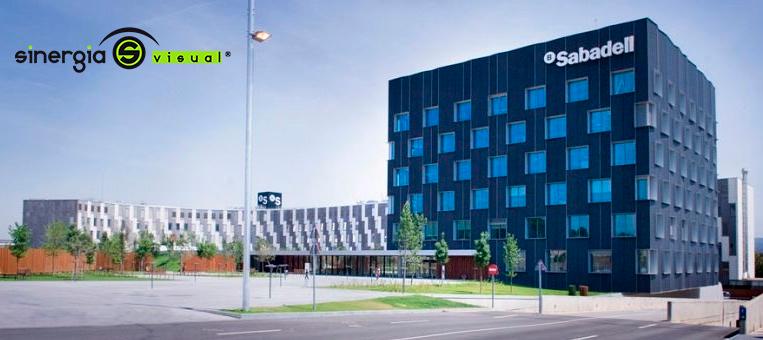 Acuerdo entre Sinergia Visual y Banco Sabadell