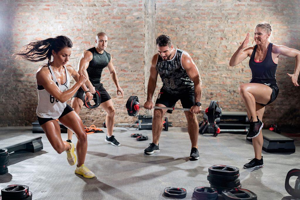 high intensity training montar nueva franquicia
