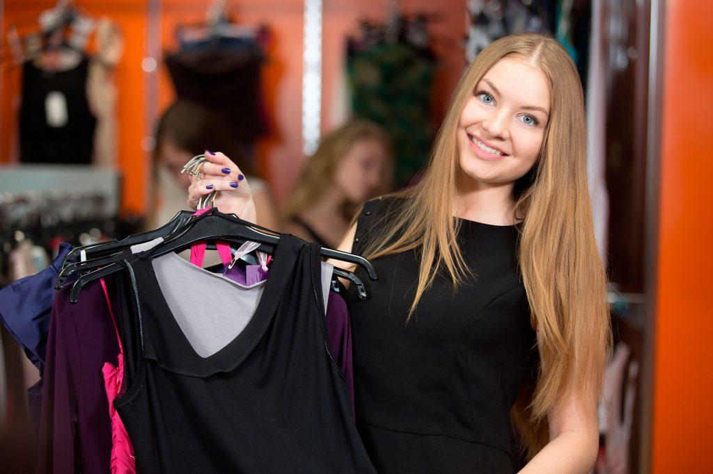 Franquicia de ropa, uno de los sectores preferido por las mujeres emprendedoras