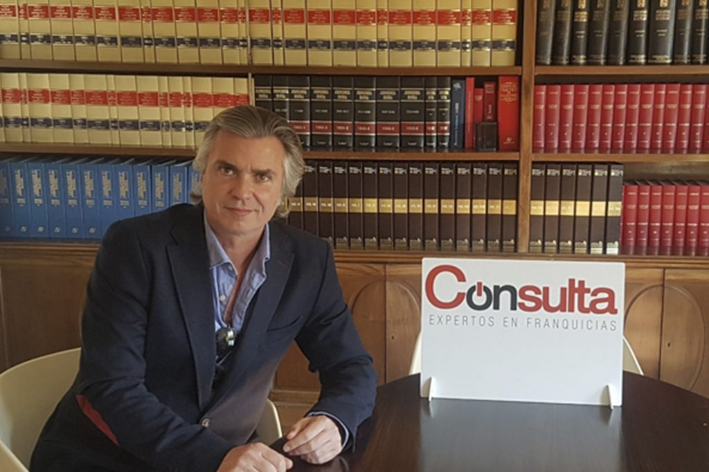 Carlos Durban, CEO de Consulta Franquicias en Barcelona.