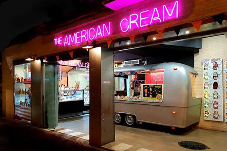 The American Cream Caravan