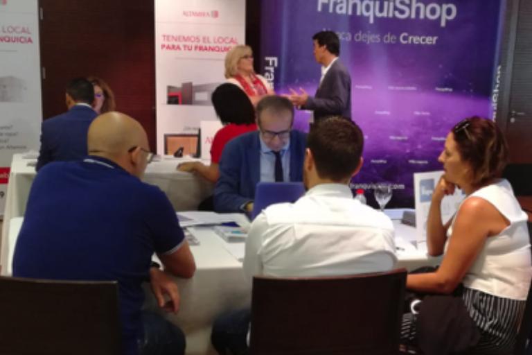 Consulta Franquicias repite su exitosa presencia en Franquishop Murcia