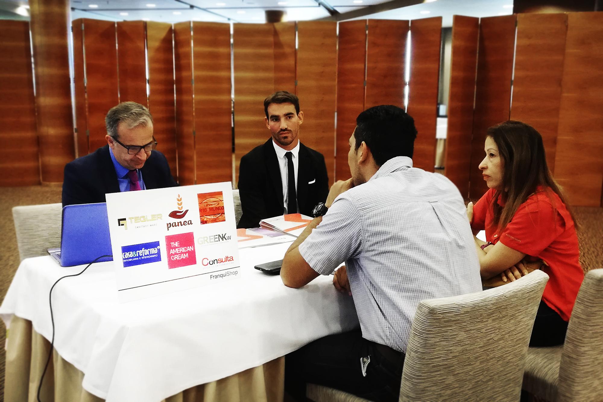 Consulta Franquicias estará presente en Franquishop Madrid
